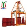 SY concrete/cement tube making machine