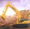 Crawler Excavator LG6360