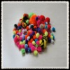 christmas decoration poms wholesale