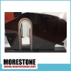 Fully Polished Granite Headstone Simply Design