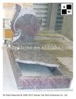 granite monuments headstones tombstones.