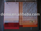 jacquard vertical blind and roller blind fabric