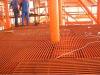 fiberglass grating, made by phenolic resin, fire resistanace