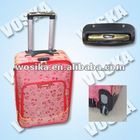 2012 promotion lady's luggage bag trolley