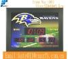USA led scoreboard clock