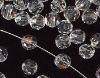 Good-shining Glass Beads