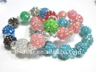 cheap crystal shamballa style bracelets for women