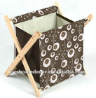 Beautiful black colorful storage baskets for kids, fabric basket, collapsible fabric basket