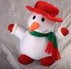 Microbead snowman(holiday toys)