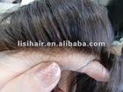 hair piece for men bleach front hairline knots