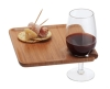 Bamboo Wine Party Tray