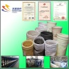 woven fiberglass steel industry filter bag