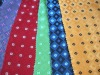 woven polyester jacquard fabric