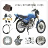 MT125 motorcycle spare parts