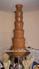 7 tiers Chocolate Fondue Fountain