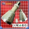 LED Flashlight with Emergency Lights