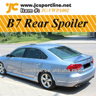 PU B7 Rear Spoiler For Passat