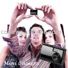 Web cam and mini digital camera with motion detect function