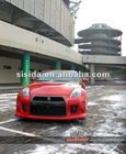 350Z Body Kits for 2006-UP Nissan 350Z GTR style bumpers