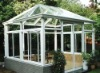 Aluminium alloy glass sun rooms