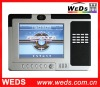 Punch Card Machine with 8'' LCD & access control system