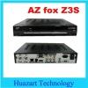 AZ fox Z3S Twin tuner HD DVB-S2 with free iks+sks