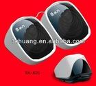 hot private USB2.0 laptop speakers , computer speakers, speakers laptop PC cellphone USB 2.0 SK-620