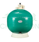 Top mounted sand filter for water treatment/top mounted sand filter water treatment plant