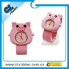 2012 New Arrival Kids silicone watch