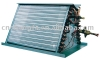 Evaporator and condenser for air-conditioner