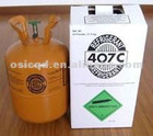 Refrigerant Gas R404 R407C R410A R507 HFC-32 HFC-125 HFC-134A