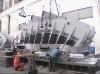 cable saddle casting of steel suspension bridge