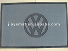 PVC car mat for LOGO