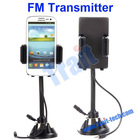 FM Sucker FM Transmitter for Samsung Smartphones Hands-free Car Kit for mobile download