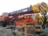 tadano 80ton crane NISSAN crane 80ton TG800E japan crane 80ton