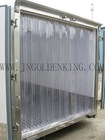 PVC curtains for rear door/side door of truck body