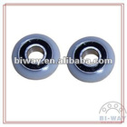 Sliding door roller bearings