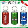 Customized Coca Can Shape Usb Sticks