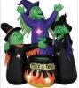 2012 new design outdoor halloween inflatable