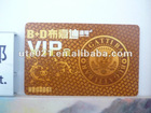 VIP Card board UV Printing