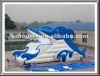 large inflatable cartoon slide from suntech