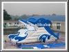 large inflatable cartoon slide from suntech