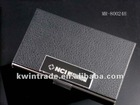CHEAP leather name card holderKW-008