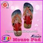Custom make slipper/custom logo