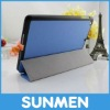 PU Leather Smart Cover Case for New iPad Mini
