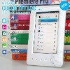 5 inch touch buttons ebook reader