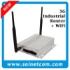 3G EVDO WiFi Industrial Router