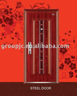 EXTERIOR SECURITY METAL DOOR (MODEL NO.:SD-038)