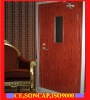 Entry Fire rated steel door