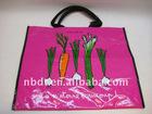 pp woven printing shopping bag